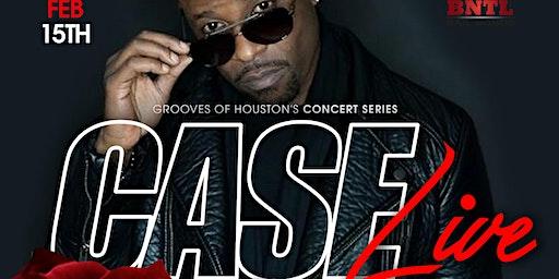 Case Live In Concert | Valentine's Day Weekend | RNB Concert Series