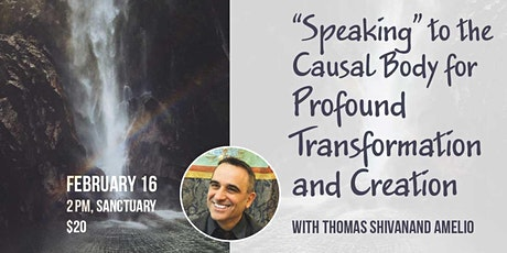 """Speaking"" to the Casual Body for Profound Transformation and Creation tickets"