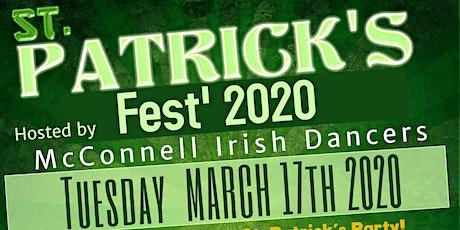 St. Patrick's Fest' 2020 tickets