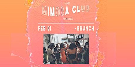 Mimosa Club: Brunch tickets
