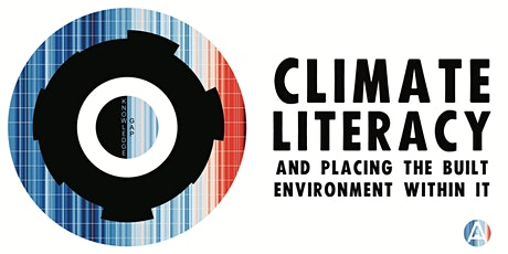 Climate Literacy and Placing the Built Environment Within It tickets