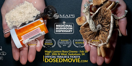 DOSED Documentary - Feb 18 with Q&A at the Magic Lantern Roxy Theatre!