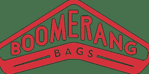 Boomerang Bags Planning Meeting