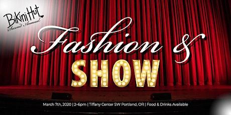 Fashion & SHOW! tickets