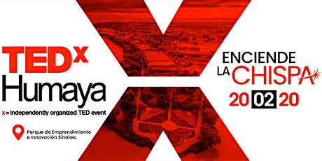 TEDxHumaya entradas