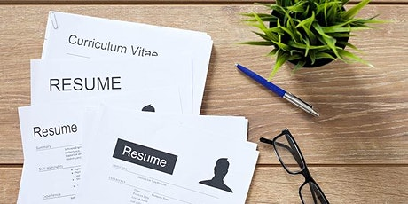 Resume Writing Session tickets