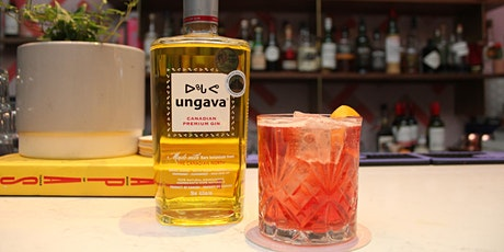 UNGAVA CANADIAN GIN Cocktail Making Workshop with @EatingThroughTO tickets
