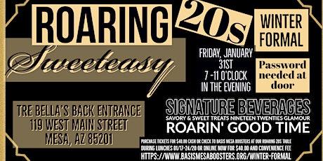 BASIS Mesa Upper School Roaring 20s Winter Formal tickets