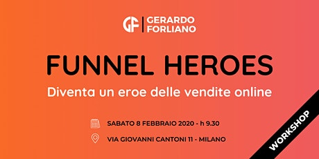 Funnel Heroes - Workshop biglietti