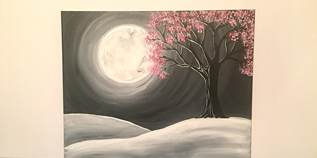 Valentine's Day Sip and Paint Party @ Locust Cider and Brewing tickets