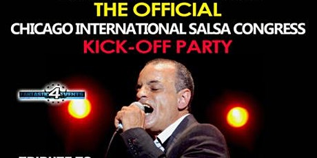 Chicago Salsa Congress Kick Off with Frankie Vazquez @ Alhambra Palace tickets