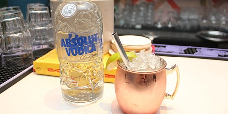 ABSOLUT VODKA Cocktail Making Workshop with @EatingThroughTO tickets