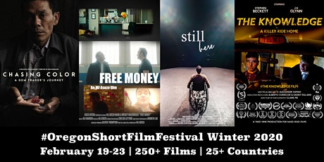 Oregon Short Film Festival Winter 2020 tickets