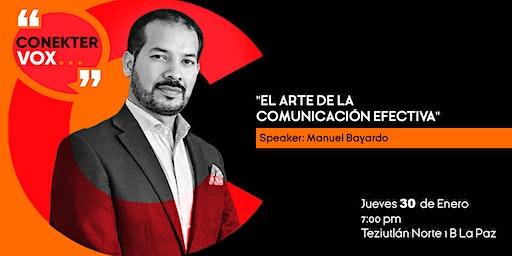 El Arte de la comunicación efectiva -5° Conekter Vox