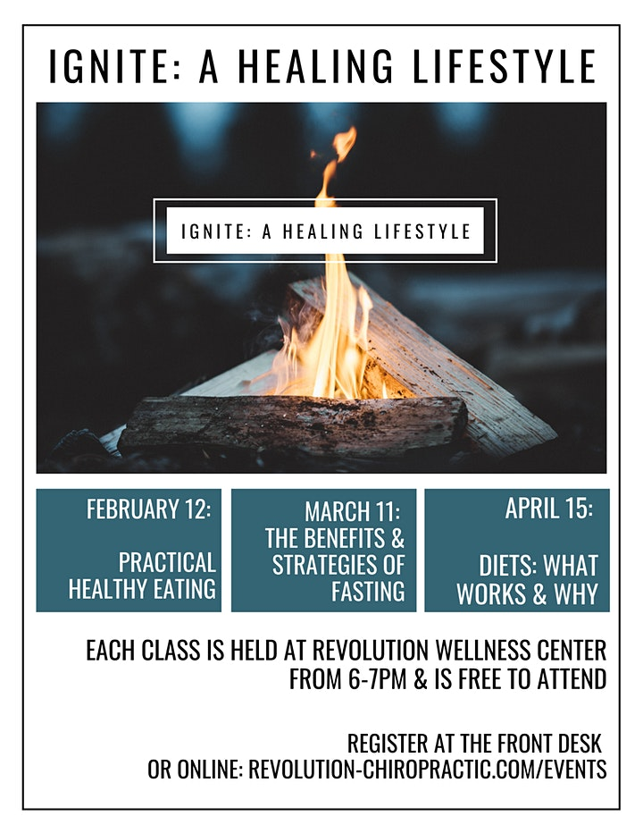 Ignite: A Healing Lifestyle | Diets: What Works & Why image
