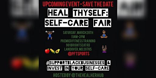 Heal Thyself: Self-Care Fair