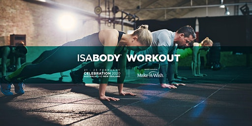 IsaBody Workout - HIIT with Scott Wood
