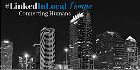 #LinkedInLocal Tampa - April 2020 Event tickets