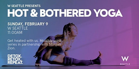 Hot & Bothered Yoga tickets