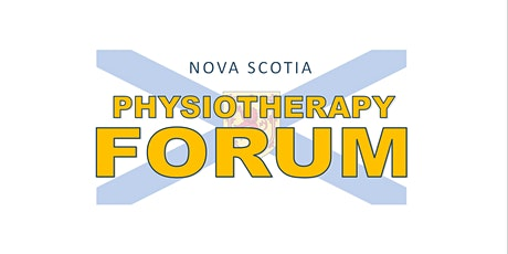 NS Physiotherapy Forum 2020 tickets