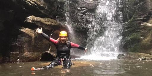 Women's Empress Canyon & Abseil Adventure // Saturday 28th November