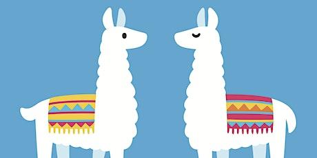 Llama Lovers - The Market Hotel tickets