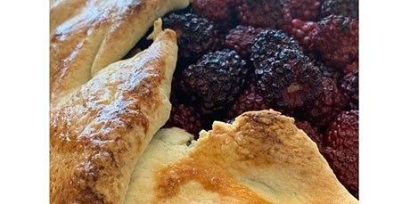 Berry Galette w/Chef Mary (02-21-2020 starts at 12:00 PM) tickets