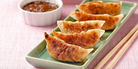 Dumplings of the Month Cooking Party at Get in the Kitchen! tickets