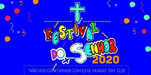 Festival do Senhor 2020