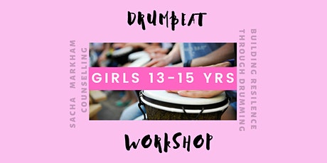 DRUMBEAT Girls Workshop tickets