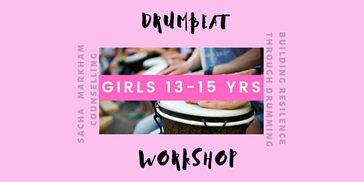 DRUMBEAT Girls Workshop