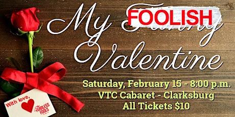 My Foolish Valentine at The VTC Cabaret  tickets