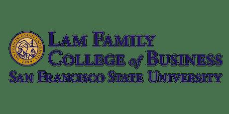 SFSU Lam Family College of Business Alumni Event tickets