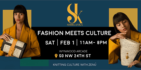 FASHION MEETS CULTURE tickets