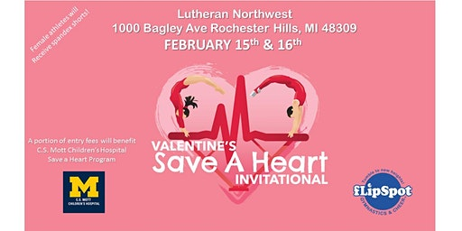 2020 Valentine's Save a Heart Invitational