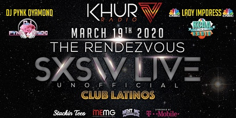 The Rendevous: SXSW LIVE (unofficial) tickets