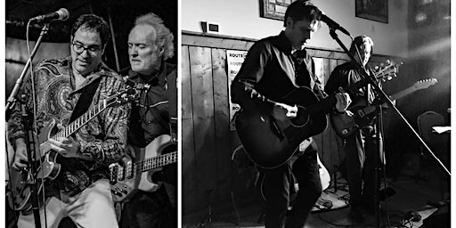 Andy Stone Band & John Larson And The Silver Fields
