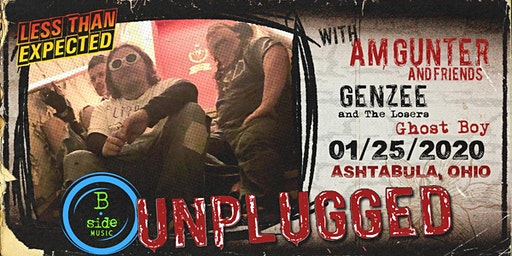 Less Than Expected: UNPLUGGED