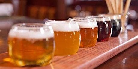 5 @ 7 boréal: bières et bouchées billets