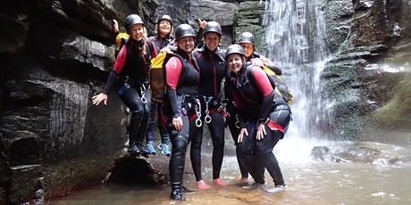 Women's Rainforest Canyon Adventure // Sunday 6th December   tickets
