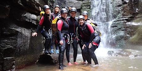 Women's Rainforest Canyon Adventure // Sunday 6th December   tickets