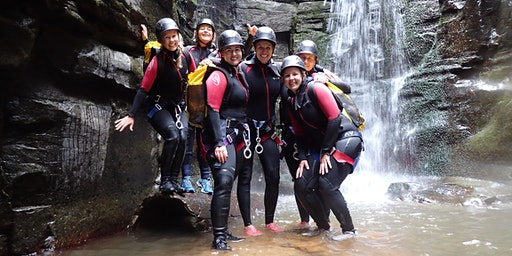 Women's Rainforest Canyon Adventure // Sunday 6th December