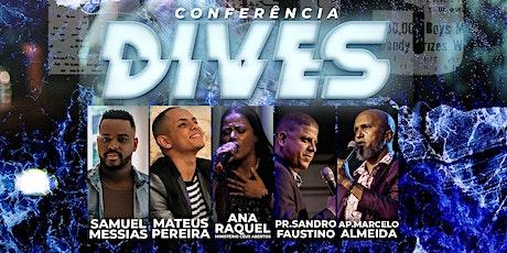 Conferência DIVES ingressos