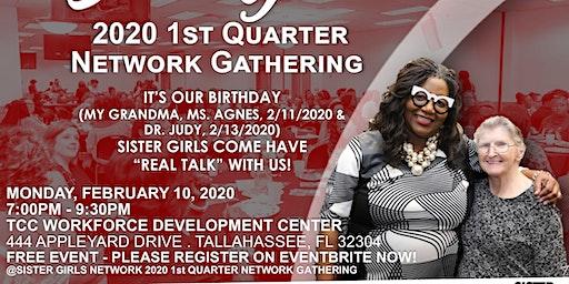 Sister Girls Network - 2020 1st Quarter Network Gathering