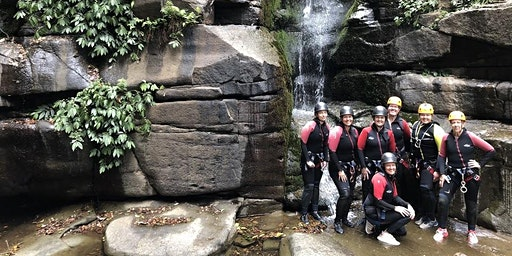 Women's Rainforest Canyon Adventure // Sunday 1st November