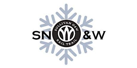 SnO&W Snowshoe Fun Run/Walk - Mountaindale to Woodridge! tickets