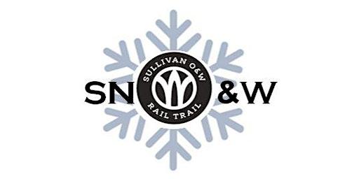 SnO&W Snowshoe Fun Run/Walk - Mountaindale to Woodridge!
