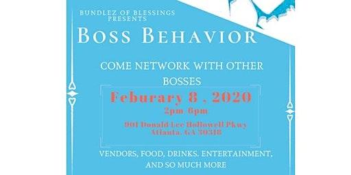 Boss Behavior