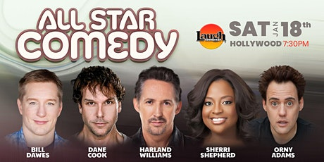 Dane Cook, Sherri Shepherd, and more - Special Event:  All-Star Comedy tickets