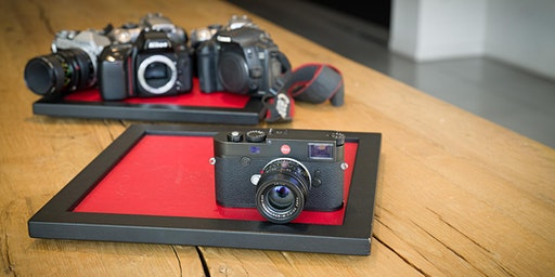 Pre-Owned Buying Days at Leica Store Los Angeles with KEH